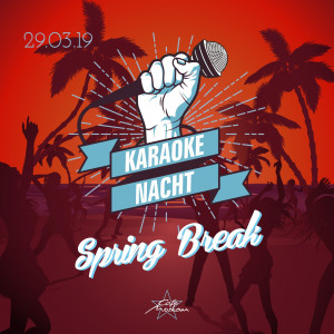 Karaoke Nacht - Spring Break Cafe Moskau Chemnitz - Restaurant, Bar & Lounge Cafe Moskau